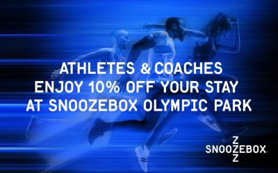 10% Off Hotel Accommodation For Athletes & Coaches